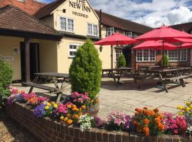 The New Inn, هيكفيلد
