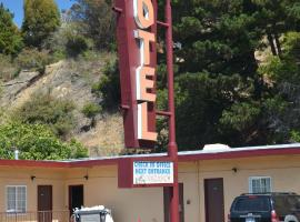 塔马尔派斯汽车旅馆, 米尔谷