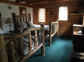 Sportsman's Cabin, Island Park