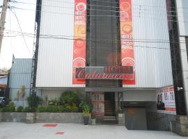 卡勒玛瑞斯酒店, 萨奥凯塔诺多索