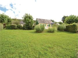 Two-Bedroom Holiday Home in Chasteaux, Chasteaux
