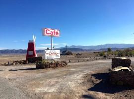 Delight's Hot Springs Resort, Tecopa