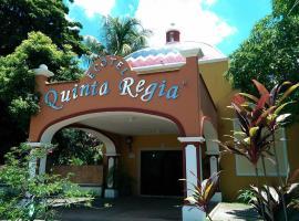 Ecotel Quinta Regia, ואיאדוליד