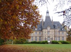Château Rivesarthe, Noyen-sur-Sarthe