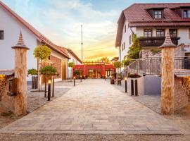 Hotel - Restaurant Eberlwirt, Bruckberg