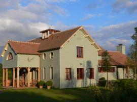 Lodge Saint-Hymer, Saint-Hymer