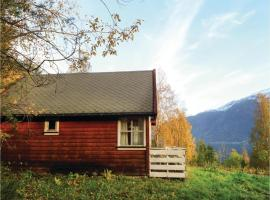 Two-Bedroom Holiday Home in Vallavik, Vangsbygd