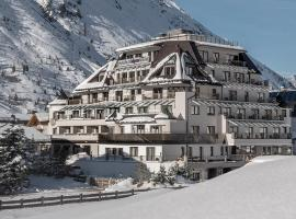 Apartment Alpenland, Obergurgl
