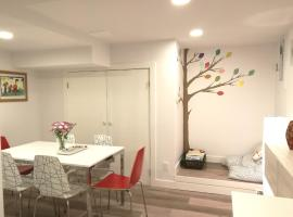 2BDR Colourful-tree Suite, Coquitlam