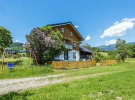 Haus Unteraigen 120S, Goldegg (Maierhof附近)