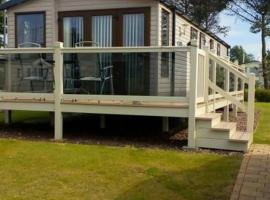Seaview luxury lodge, Port Seton