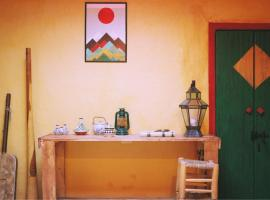 Nausicaa Guesthouse, Talembote