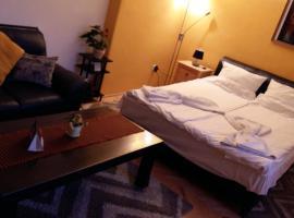 布达佩斯公寓