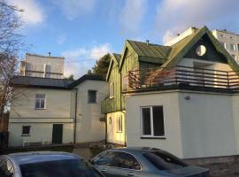 Sarmas, Rīga