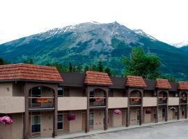 Maligne Lodge, يشب