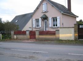 Holiday home La Douveterie, La Lucerne-d'Outremer