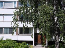 Cozy and spacious three-bedroom apartment in Vuosaari, Helsinki (ID 9054), Vuosaari