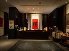 The Hotel Zen Urban Resort, Thành Đô