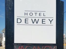 Hotel Dewey (formerly Sea Esta III), شاطئ ديوي