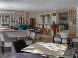 Hampton by Hilton Exeter Airport, دبري