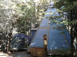 奥迪皮斯德拉里维耶尔索维奇豪华帐篷, Saint Romain