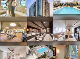 Nouvelle Luxury apartment in Tyson corner VA, Howard