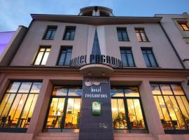 Hotel Paganini, Brandýs nad Labem-Stará Boleslav