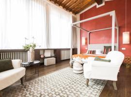 坎托德利斯卡利公寓酒店