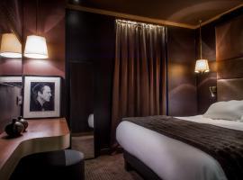 巴黎阿尔莫尼酒店