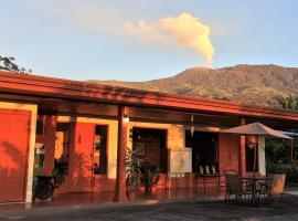 Casa Aquiares Lodge, Turrialba