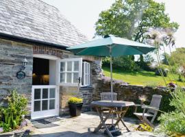 Shamrock Cottage, Cenarth