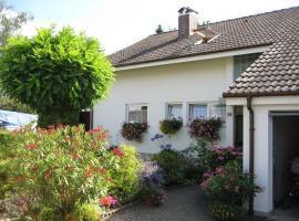 Haus Stecher, ברמאטינגן