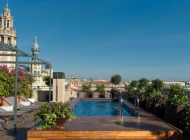 杜可莎巴塞罗那套房酒店, 巴塞罗那