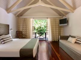 棕榈简易别墅酒店