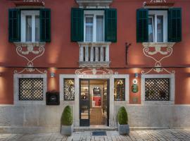 海瑞缇吉安吉洛多拉酒店, 罗维尼
