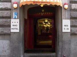 Rho Hotel, אמסטרדם