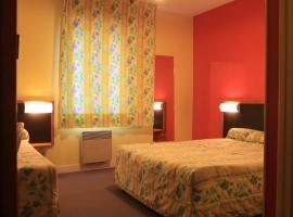 拉图尔布莱特酒店, 蓬托尔松