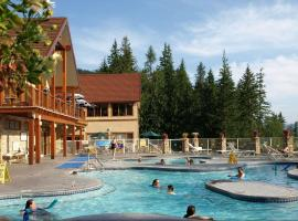 Halcyon Hot Springs Village and Spa, Halcyon Hot Springs