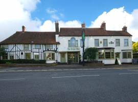 The Green Man Hotel by Good Night Inns, هارلو