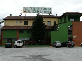 埃米利亚纳酒店, 诺切托
