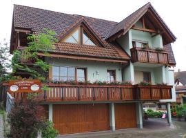 林德旅馆, Lauf