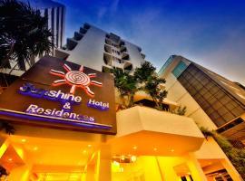 Sunshine Hotel & Residences, Trung tâm Pattaya