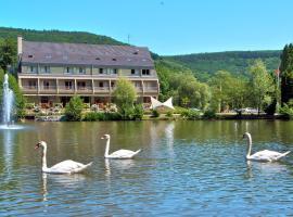 Hotel Du Lac, غيبووييه