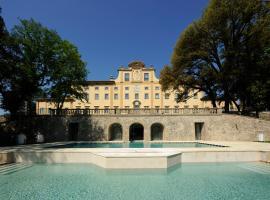 利马斯克雷别墅酒店 - 世界小型豪华酒店, 巴贝里诺·迪·穆杰罗