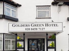 戈尔德斯格林酒店, 伦敦