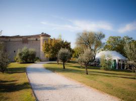 La Fortezza Alta, Avigliano