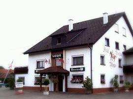 Hotel Wegis Garni, ברמאטינגן