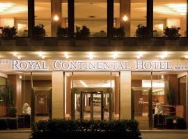 Hotel Royal Continental, נאפולי