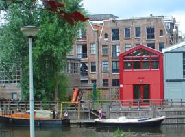 The Wharf House