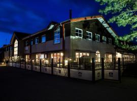 Hotel Kommandørgården, Rømø Kirkeby